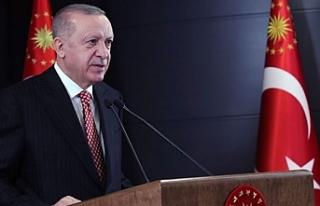 Cumhurbaşkanı Erdoğan: İsrail'in zulmüne...