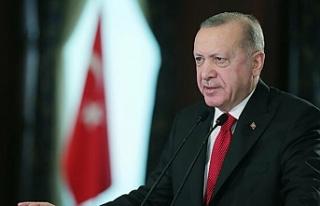 Cumhurbaşkanı Erdoğan: Yeni normalleşme takvimi...