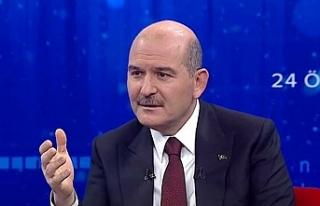 """İçişleri Bakanı Soylu'dan """"Kısıtlama..."""
