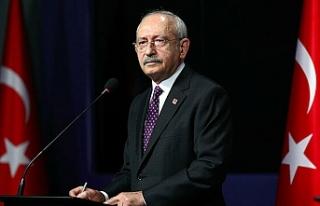 Kılıçdaroğlu'ndan cumhurbaşkanlığı adaylığı...