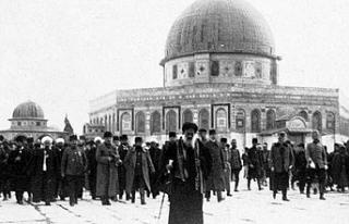 Kudüs, Osmanlı İmparatorluğu'nun elinden...