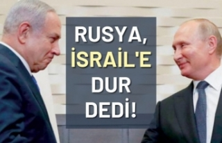 Rusya Dışişleri'nden İsrail'e uyarı