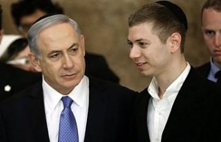 Türkiye'den atılan tweetler, Netanyahu'nun...