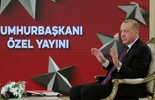 Cumhurbaşkanı Erdoğan'dan gündeme dair önemli...