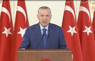 Cumhurbaşkanı Erdoğan'dan NATO'ya mesaj:...