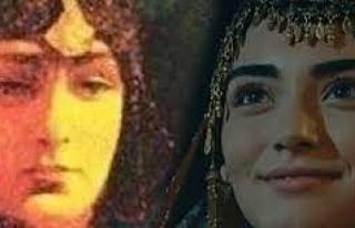 Osman Gazi'nin eşi Bala Hatun'un hiç çocuğu...