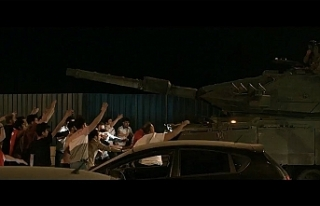 """""""15/07 Şafak Vakti"""" filmi 15 Temmuz'da..."""