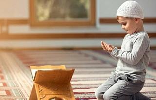 Haydi çocuklar camiye: Kur'an kursları yarın...