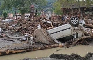 AFAD acı haberi duyurdu: Sel felaketinde can kaybı...
