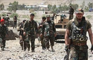Afganistan'ın merkezi ve güneyinde 3 vilayet...