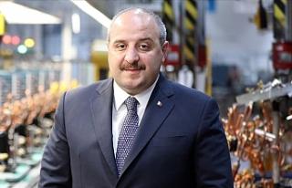 Bakan Varank: Türkiye'nin ilk yerli ve mili...