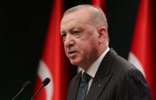 Cumhurbaşkanı Erdoğan'dan Afganistan'la...