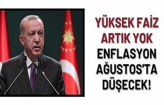 Cumhurbaşkanı Erdoğan'dan ekonomiye ilişkin...