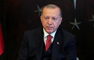 Cumhurbaşkanı Erdoğan selin etkili olduğu bölgelerdeki...