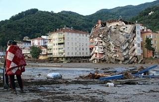 Kastamonu'da sel felaketi: Can kaybı altıya...