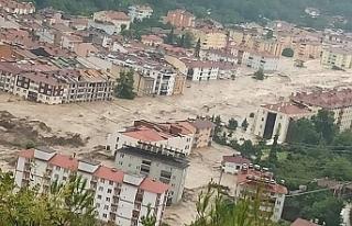 Son dakika haberi! Batı Karadeniz'de sel felaketi:...