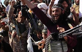 Taliban: ABD Afganistan'daki IŞİD varlığını...
