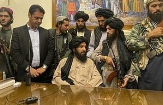 Taliban Allah'ın hizbidir, askeridir.