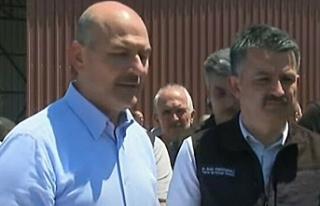 Tarım ve Orman Bakanı Pakdemirli: Son 5 günde 132...
