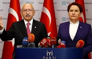 Yalan ortaya çıktı! Akşener ve Kılıçdaroğlu...