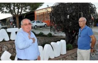 CHP'li belediyeye heykel şoku! Belediye başkanı...