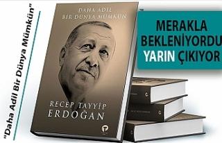 Cumhurbaşkanı Erdoğan'dan 'Daha Adil...