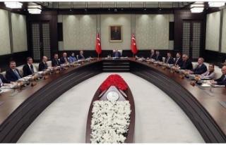 Cumhurbaşkanlığı Kabinesi toplandı: Masada yeni...