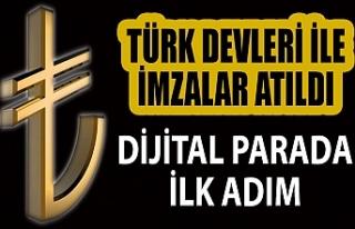 İmzalar atıldı! Dijital Türk Lirası İşbirliği...