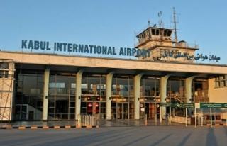 """Katar'dan """"Hamid Karzai Havalimanı""""..."""