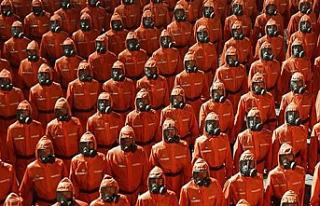Kuzey Kore askerleri dünyayı sarstı