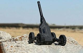 MSB duyurdu: İnsansız kara araçları TSK'da...