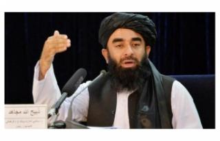 Taliban dünyaya ilan etti: Kısa bir süre sonra...