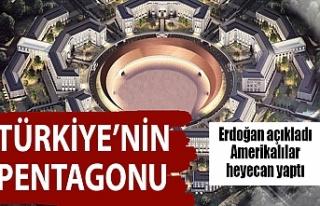 Türkiye'nin yeni savunma karargahı Cumhuriyetin...