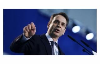 Yunanistan Başbakanı Miçotakis'ten gerginliği...