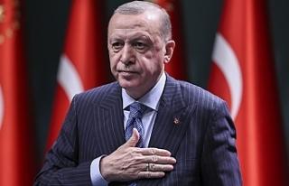 Cumhurbaşkanı Erdoğan'dan Meclis açılışında...