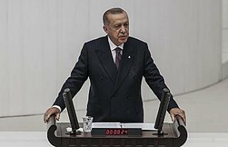 Cumhurbaşkanı Erdoğan: 'Kürt sorunu'...