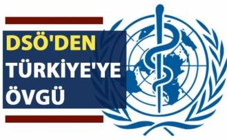 DSÖ'den Türkiye'ye övgü