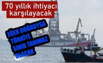Akdeniz'de yüzde 5'lik doğalgaz rezervi Türkiye'nin 70 yılını kurtaracak