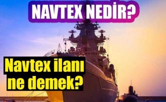 Navtex nedir? Navtex ilanı ne demek?