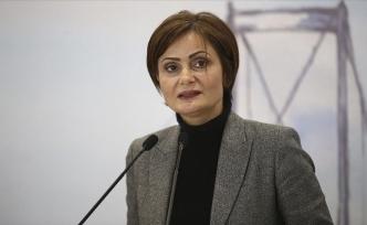 CHP İstanbul İl Başkanı Kaftancıoğlu hakkında hapis istemi