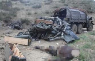 Ermenistan cephesinin görüntüleri ortaya çıktı