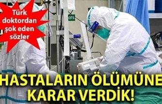 ABD'de yaşayan Türk doktordan kan donduran itiraf