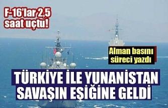 Yunanistan ile Türkiye arasında yaşanan gerilime Alman müdahalesi