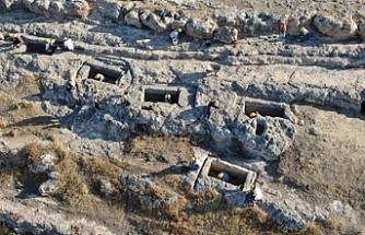 Zerzevan Kalesi'nde 'ölüler şehri' gün yüzüne çıkartılacak