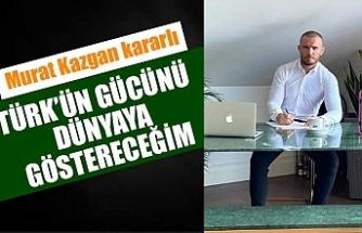 Karma dövüş sanatları öncüsü Murat Kazgan Bellator Europe'da yarışacak