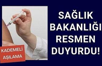 Sağlık Bakanlığı'ndan son dakika grip aşısı açıklaması: Kademeli başlıyor