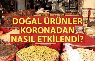 Pandemide Gaziantep'te doğal ürünlere ilgi yoğun