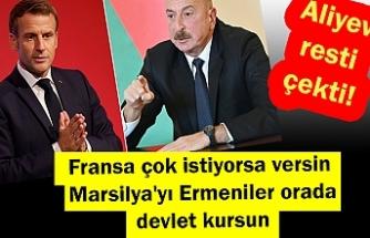 Azerbaycan Cumhurbaşkanı Aliyev: Düşmanı topraklarımızdan kovduk ve yeni bir gerçeklik oluşturduk