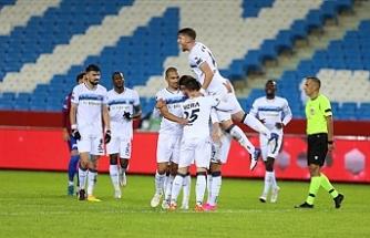 Son şampiyon Trabzonspor kupaya veda etti