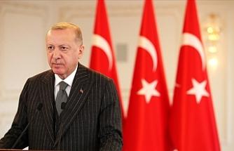 Cumhurbaşkanı Erdoğan: 2023'e kadar 150 yeraltı barajını tamamlamayı hedefliyoruz
